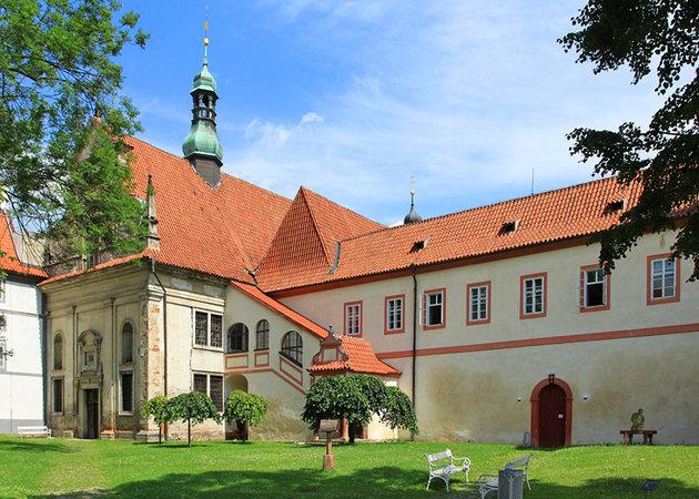 The Minorite Monastery