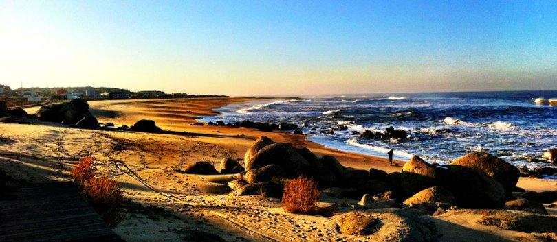 شاطىء بورتو البرتغال