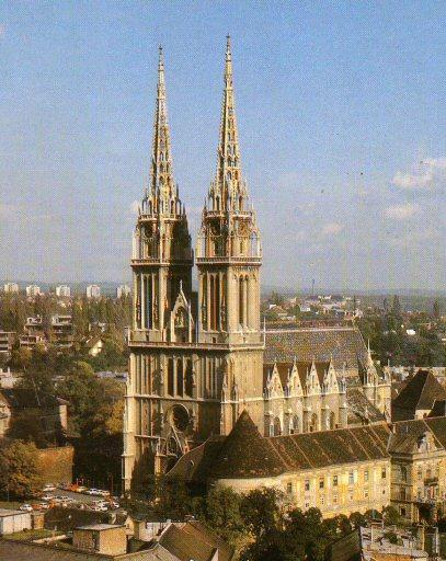 كاتدرائية زغرب
