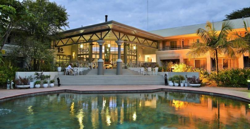 الفنادق الفاخرة في زيمبابوي