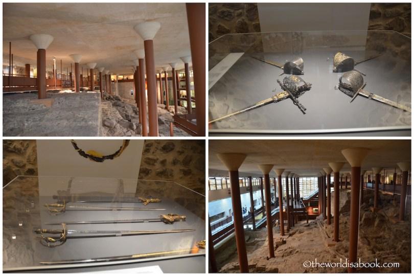 متحف الجيش ألكازار طليطلة