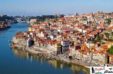 مدينة بورتو البرتغال