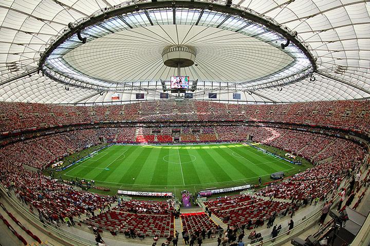 ملعب وارسو الوطنى
