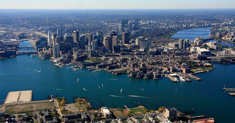 ميناء بوسطن