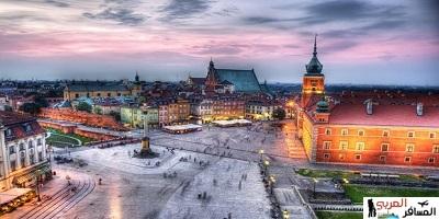 وارسو عاصمة بولندا