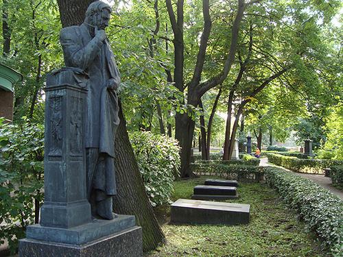 مقبرة Tikhvin Cemetery