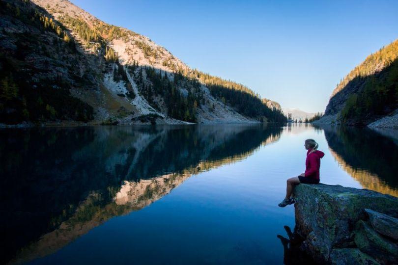 بحيرة لويز