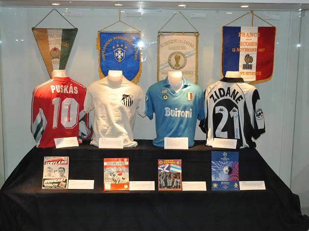 لمتحف الاسكتلندى لكرة القدم