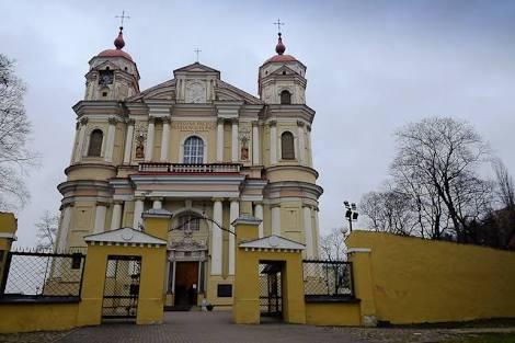 كنائس فيلنيوس