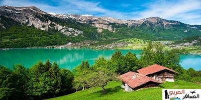 اجمل بحيرات سويسرا
