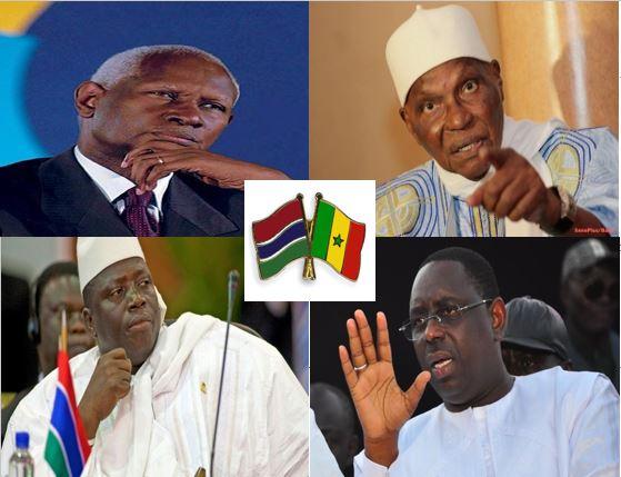 السنغال وغامبيا