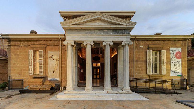 متحف قبرص
