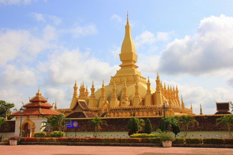 المعبد البوذى فا ذات لوانغ