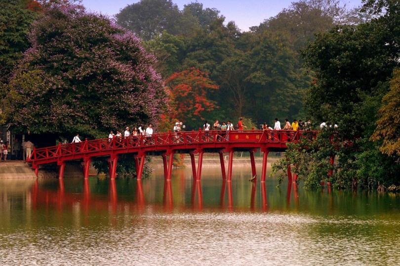 بحيرة هوان كيم
