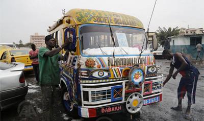 حافلات الاجرة