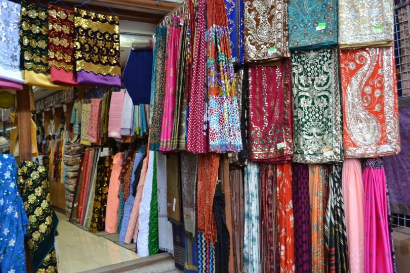 سوق دبى للأقمشة