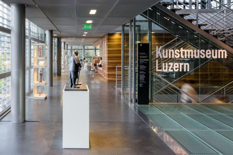 متحف الفنون في لوسرن، سويسرا