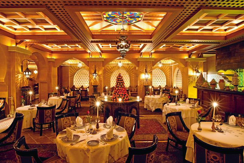 مطعم tagine