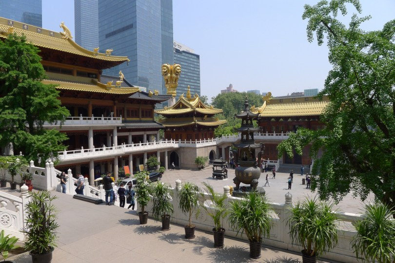 معبد Jìng'ān