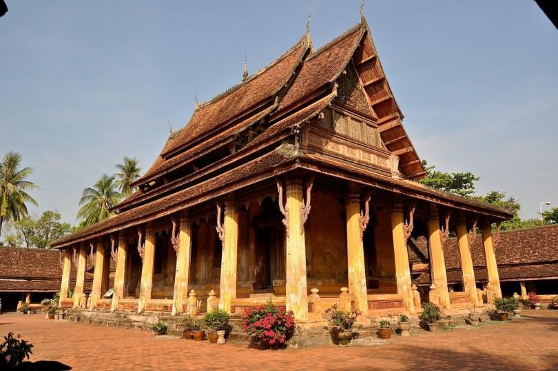 معبد Wat Si Saket