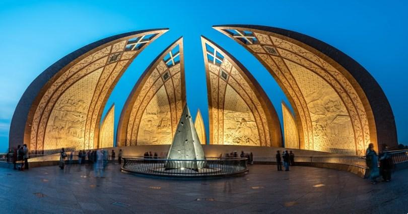 النصب التذكارى الباكستانى