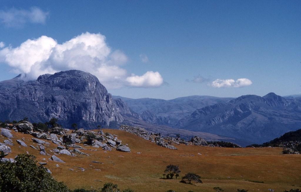 جبال تشيمانيماني الرائعة