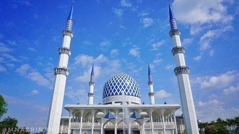 مساجد كوالالمبور