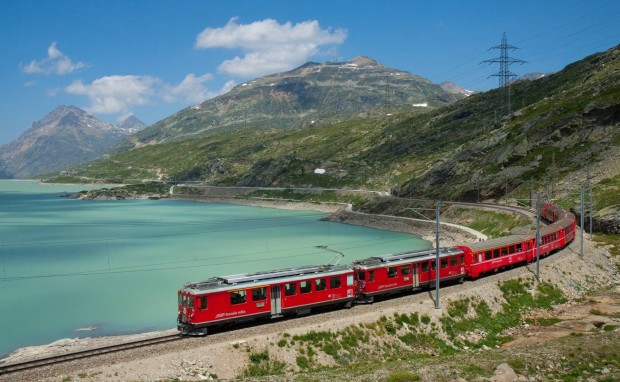 السفر الى سويسرا