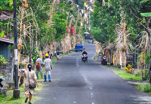السفر إلى بالي