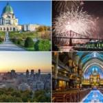 دليلك لزيارة أشهر الأماكن السياحية في مونتريال: أجمل مدائن كندا!