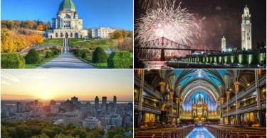 دليلك لأشهر الأماكن السياحية في مونتريال: أجمل مدائن كندا!