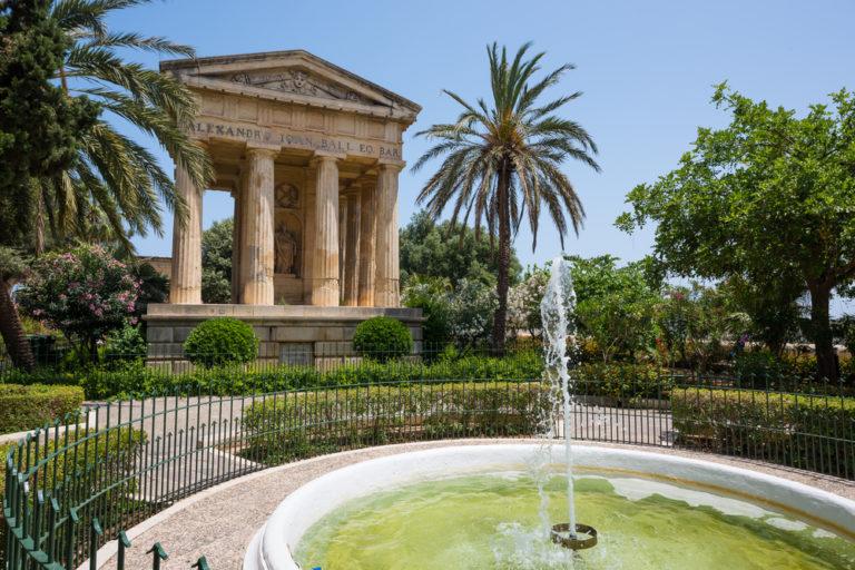 أفضل الوجهات السياحية في مالطا