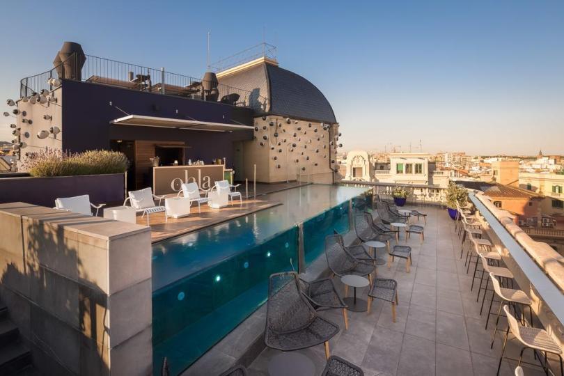 الفنادق في برشلونة