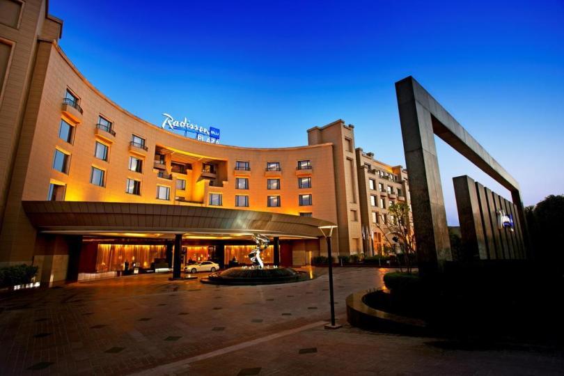 الفنادق في نيودلهي