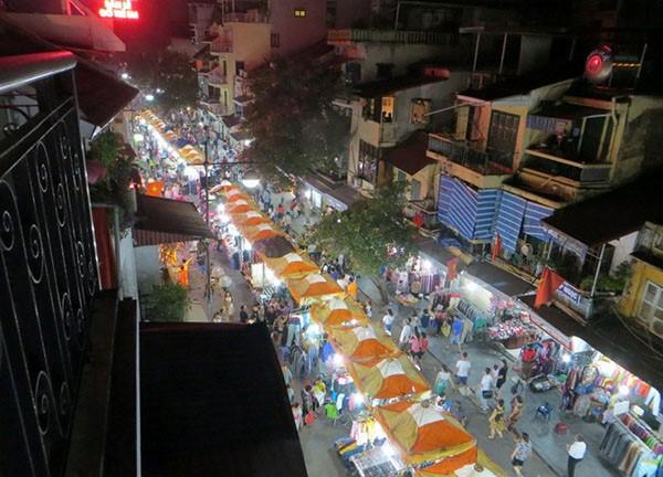 التسوق في هانوي