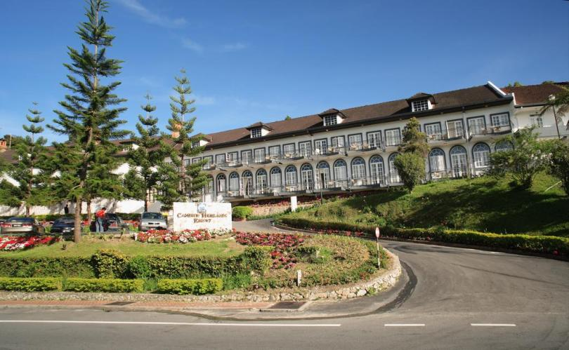 الفنادق في مرتفعات الكاميرون