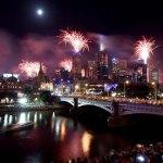 شاهد بالصور والفيديو.. كيف احتفل العالم بقدوم عام 2018