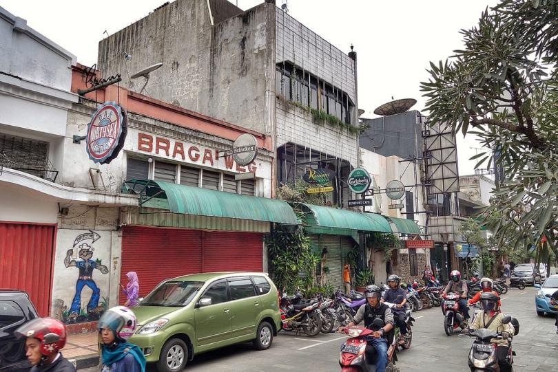 الأماكن السياحية في باندونغ