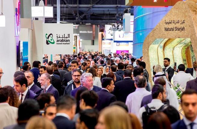 سوق السفر العربي 2018