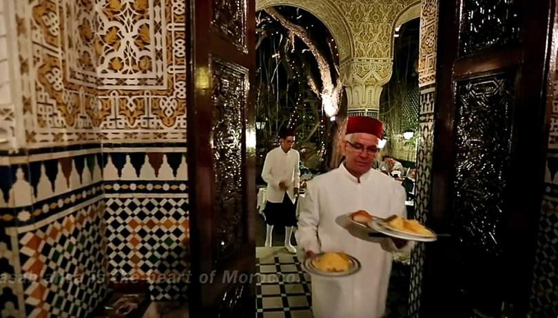 مطاعم الدار البيضاء