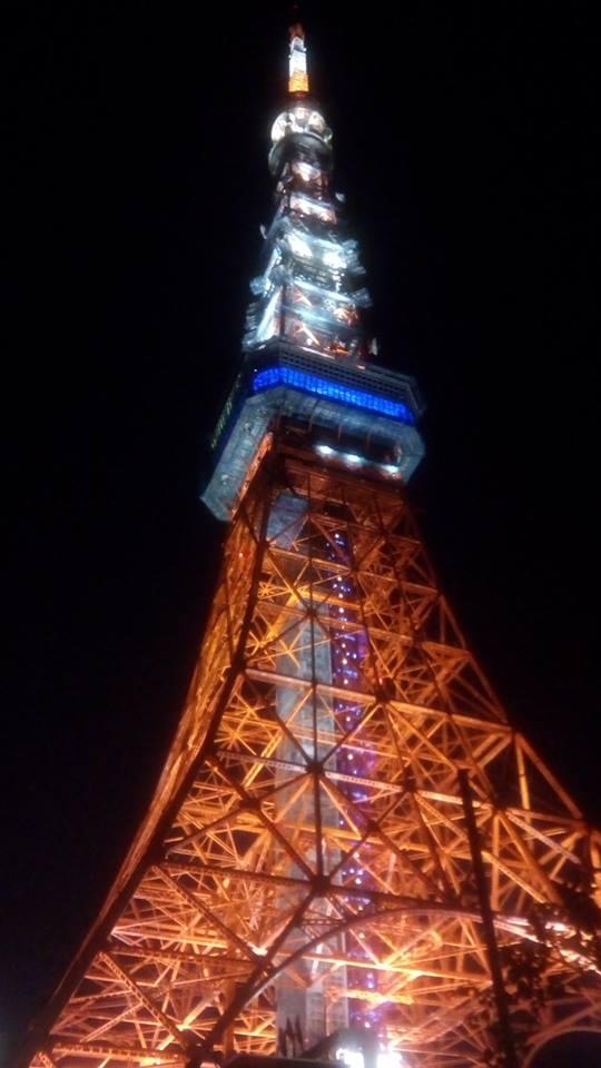 رحلتي إلى اليابان