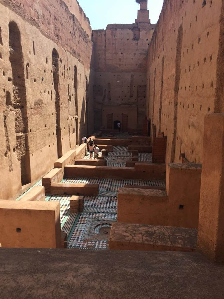 رحلتي الجميلة إلى المغرب