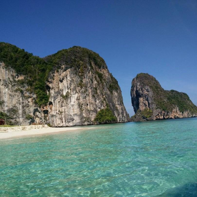 جزر في تايلاند