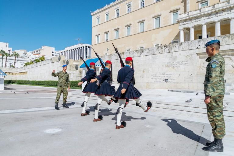 أثينا اليونان