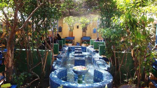مطاعم المغرب