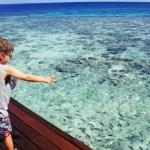 دليل السفر إلى جزر المالديف مع الأطفال