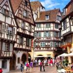 السياحة في كولمار فرنساوأجمل الأماكن السياحية هناك