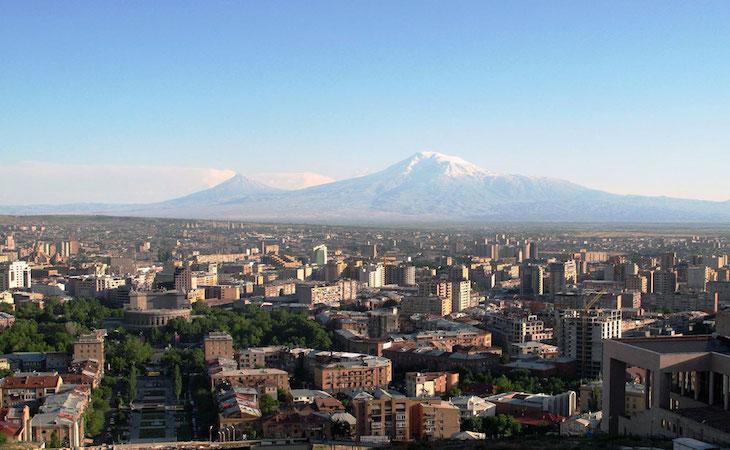 السفر إلى أرمينيا