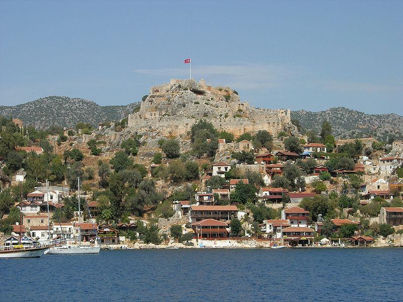 القرى التركية