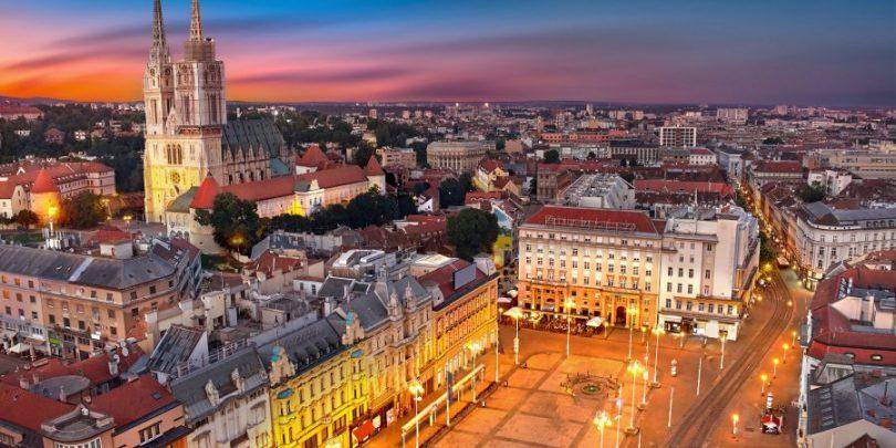 المدن الأوروبية